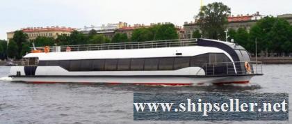 313. River passenger ship