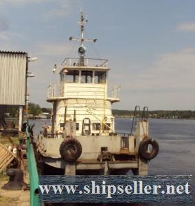 389. Tugboat 911Ð'