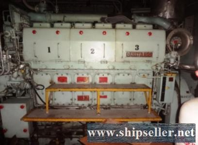 Sale for Daihatsu Diesel Engine Type-6DL22