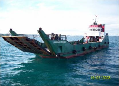 LCT Sinar Harapan Makmur II