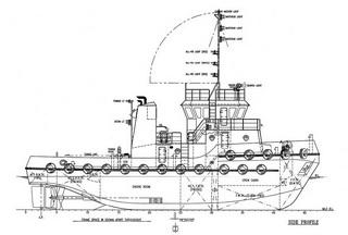 26 m 1658HP Tug Boat (Work-In-Progress)