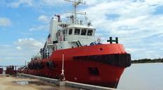 37 m 3600HP 1/2 FiFi Anchor Handling Tug
