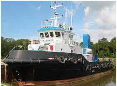 30 m 2000HP Tug Boat