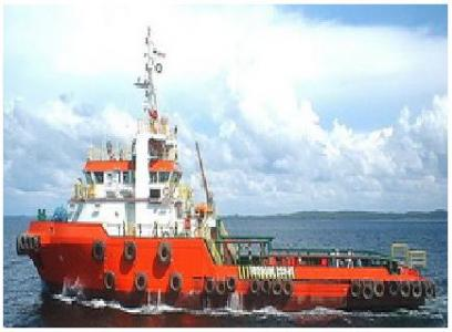 47 m 4400HP Anchor Handling Tug