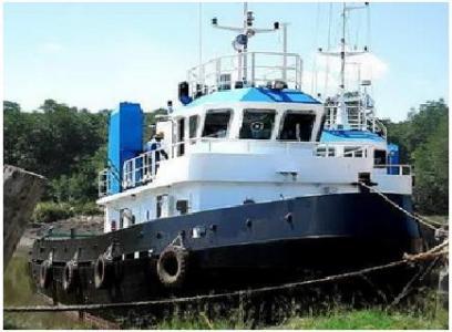 23 m 1300HP Tug Boat
