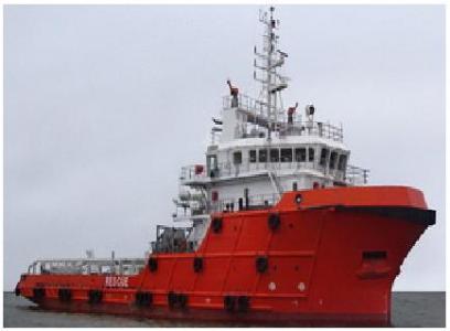 4 units of 59.25 m 5150HP FiFi 1 DP1 Anchor Handling Tugs