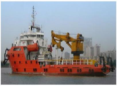 3 units of 78 m 5000HP DP2 ROV Support Vessels