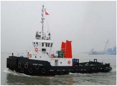 32 m 3200HP Tug Boat (Used)