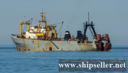 FREEZING STERN TRAWLER 2100 DWT FOR SALE