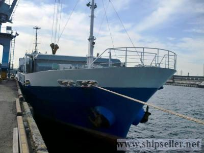 ABT 1580DWT 95 BLT G. CARGO SHIP FOR SALE