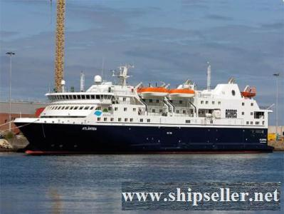 Class LR, 2009 Blt, 750 Pax Conventional Pax/Car Ferry for Sale