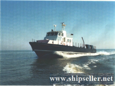 1995Blt, Clas ABS, 2200HP Security Boat for Sale