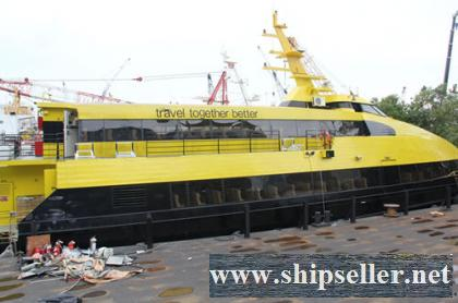 1996Blt, Class ABS, 333Pax Ferry for Sale