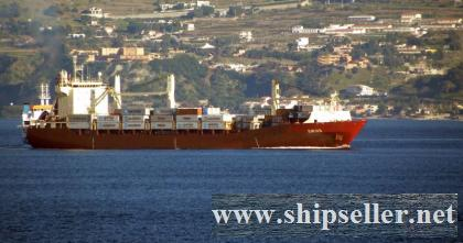 1998 Blt, Class GL Container Ship for Sale