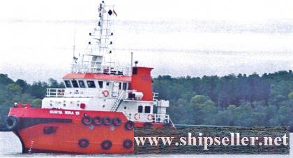 2008Blt,Class NK,3200BHP Steel Tug Boat for Sale