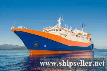 1991Blt,Class IACS,294Pax RoRo Passenger Ship for Sale