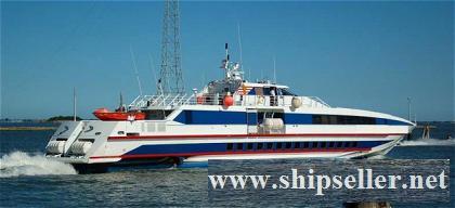 1998Blt, 330Pax High Speed Passenger Vessel for Sale