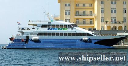 1989Blt, 328Pax High Speed Catamarn Passenger for Sale