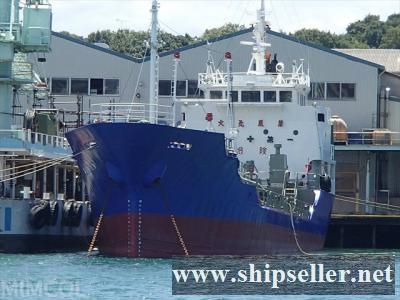 1988Blt, 910DWT Chemical Tanker for Sale