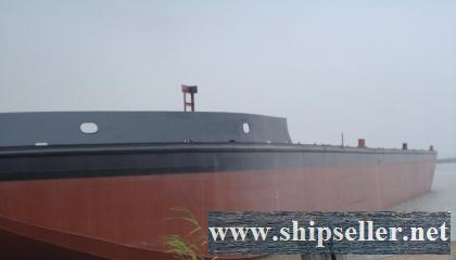 N/B Class ABS, 300FT Ballast Deck Barge for Sale