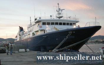 2000Blt, Class LR, 400Pax RoRo Passenger Ferry for Sale