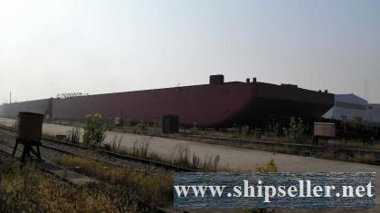 ABOUT 2500 DWT HOLD BARGE FOR SALE