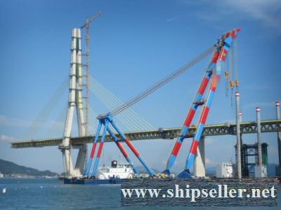 1200 TLC FLOATING CRANE FOR SALE