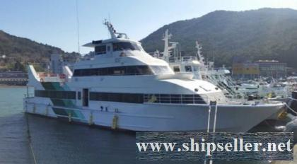 168PAX FERRY BOAT FOR SALE