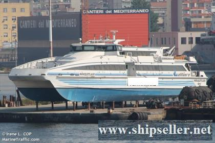 320 PAX CATAMARAN FOR SALE