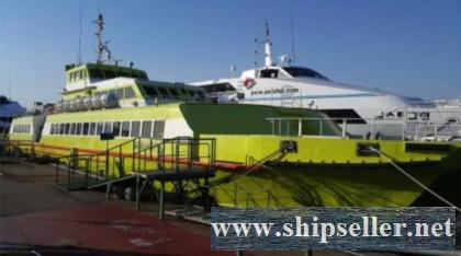 366PAX (34 KNOTS) HIGH SPEED CATAMARAN FOR SALE