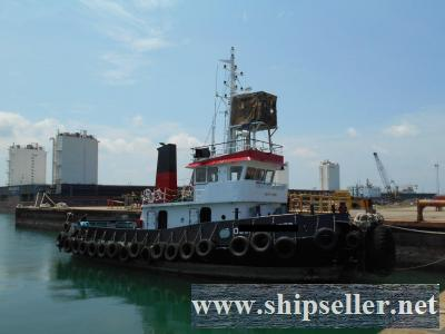 840HP /1991 BLT GL  TOWING TUG BOAT FOR SALE