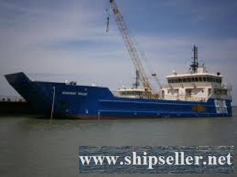 550MT BV CLASSED 2009 BLT LCT FOR SALE