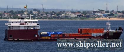 1278 DWT IACS CLASSED SPECIAL LCT FOR SALE