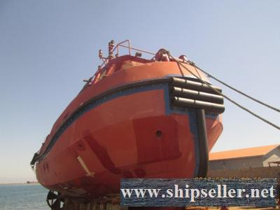 SISTER 1500BHP UTILITY WORK BOAT FOR SALE