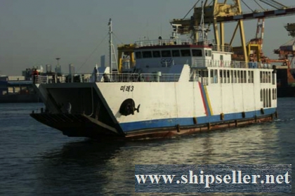 270PAX/44CAES RORO PASSANGER FOR SALE