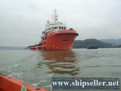 BRAND NEW 59M, 5,150BHP AHTS DPS-1 FOR SALE
