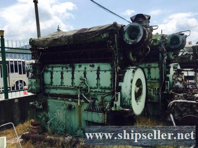 2x Yanmar T260L-ST USED  Diesel Engine FOR SALE
