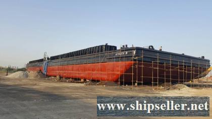 [PG]5000DWT2010JPNBLT DECK BARGE FOR SALE