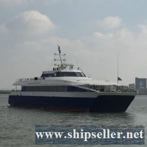 233 PAX HIGH SPEED CATAMARAN FOR SALE