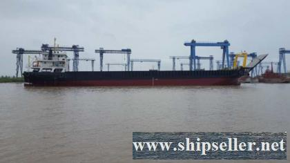 N/B 3530 DWT LCT type Self propelled deck barge