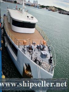 33M/99PAX FERRY BOAT FOR SALE