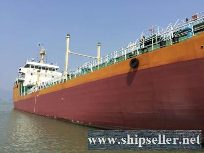 3,200DWT PRODUCT OIL TANKER