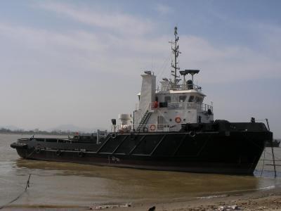 N/B 3200 BHP TUG + 8200 DWT BARGE FOR SALE
