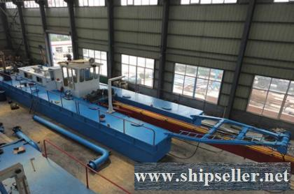 27 M CUTTER SUCTION FOR SALE