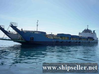 1000 DWT LCT FOR SALE