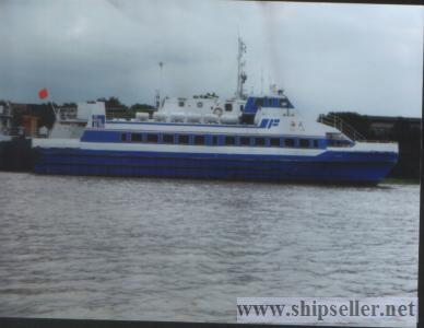 catamaran/aluminum alloy/high speed/passenger boat price:USD 0.3M