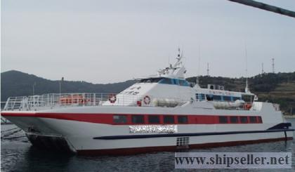 311P  Fast Passenger Ferry (Catamaran, FRP)