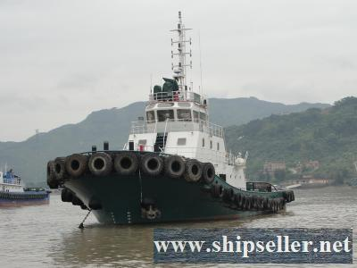 4800HP N/B Z-PROPELLER HARBOUR TUG BOAT DIRECT FROM SHIPOWNER FOR SALE