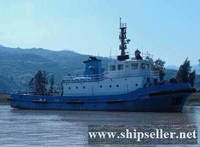 1200HP/2009BUILT tug boat for sale
