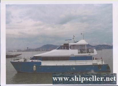 1993 Australia built/200P high speed passenger for sale with low price USD 0.20M